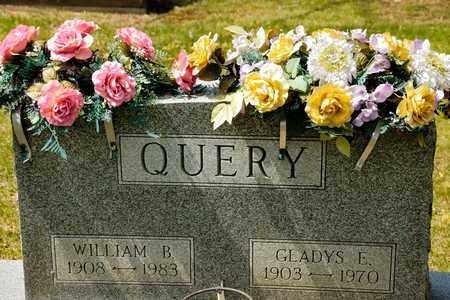 QUERY, WILLIAM B - Richland County, Ohio | WILLIAM B QUERY - Ohio Gravestone Photos
