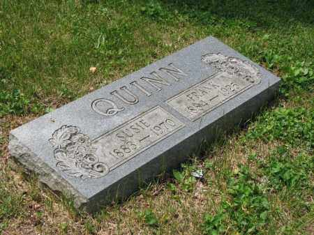 QUINN, SUSIE - Richland County, Ohio | SUSIE QUINN - Ohio Gravestone Photos