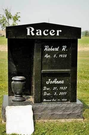 RACER, JOANNA - Richland County, Ohio | JOANNA RACER - Ohio Gravestone Photos