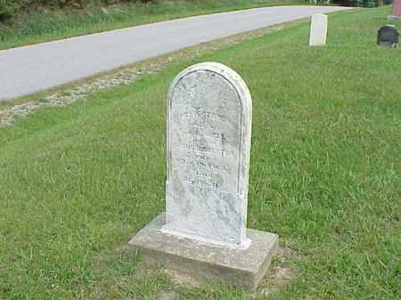 RALSTON, MARY CATHERINE - Richland County, Ohio | MARY CATHERINE RALSTON - Ohio Gravestone Photos