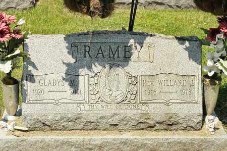 RAMEY, WILLARD J - Richland County, Ohio   WILLARD J RAMEY - Ohio Gravestone Photos