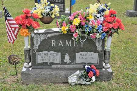 RAMEY, GEORGE AUSTIN - Richland County, Ohio | GEORGE AUSTIN RAMEY - Ohio Gravestone Photos