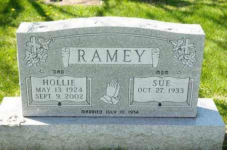 RAMEY, HOLLIE - Richland County, Ohio | HOLLIE RAMEY - Ohio Gravestone Photos