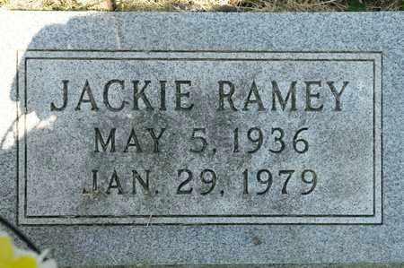 RAMEY, JACKIE - Richland County, Ohio   JACKIE RAMEY - Ohio Gravestone Photos
