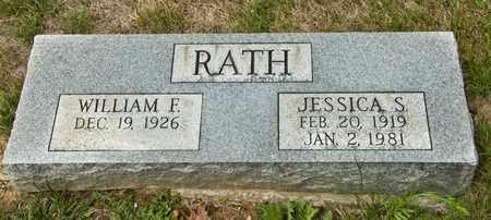 RATH, JESSICA S - Richland County, Ohio   JESSICA S RATH - Ohio Gravestone Photos