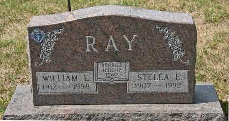 RAY, WILLIAM L - Richland County, Ohio | WILLIAM L RAY - Ohio Gravestone Photos