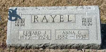 RAYEL, ANNA C - Richland County, Ohio | ANNA C RAYEL - Ohio Gravestone Photos