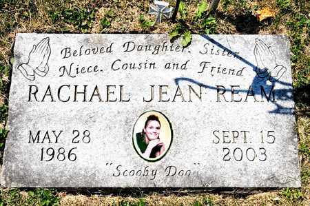 REAM, RACHAEL JEAN - Richland County, Ohio | RACHAEL JEAN REAM - Ohio Gravestone Photos
