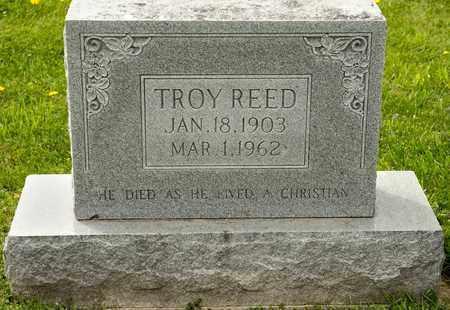 REED, TROY - Richland County, Ohio | TROY REED - Ohio Gravestone Photos