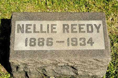 REEDY, NELLIE - Richland County, Ohio | NELLIE REEDY - Ohio Gravestone Photos