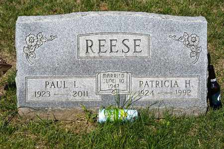 REESE, PAUL L - Richland County, Ohio | PAUL L REESE - Ohio Gravestone Photos