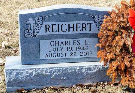 REICHERT, CHARLES L - Richland County, Ohio   CHARLES L REICHERT - Ohio Gravestone Photos