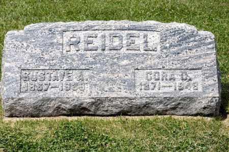 REIDEL, GUSTAVE A - Richland County, Ohio | GUSTAVE A REIDEL - Ohio Gravestone Photos