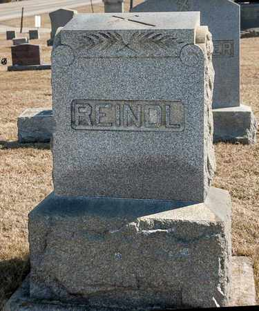 REINDL, J EDWARD - Richland County, Ohio | J EDWARD REINDL - Ohio Gravestone Photos