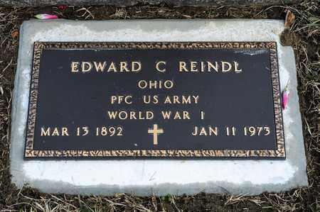REINDL, EDWARD C - Richland County, Ohio   EDWARD C REINDL - Ohio Gravestone Photos
