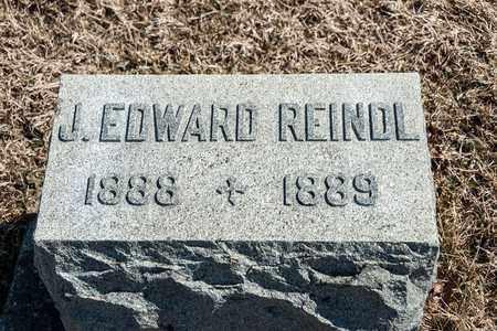 REINDL, J EDWARD - Richland County, Ohio   J EDWARD REINDL - Ohio Gravestone Photos