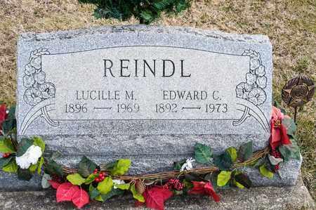 REINDL, EDWARD C - Richland County, Ohio | EDWARD C REINDL - Ohio Gravestone Photos