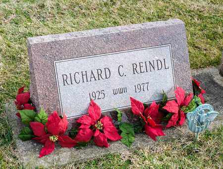 REINDL, RICHARD C - Richland County, Ohio | RICHARD C REINDL - Ohio Gravestone Photos
