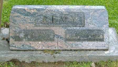 CHARLES REMY, AURA MAY - Richland County, Ohio | AURA MAY CHARLES REMY - Ohio Gravestone Photos