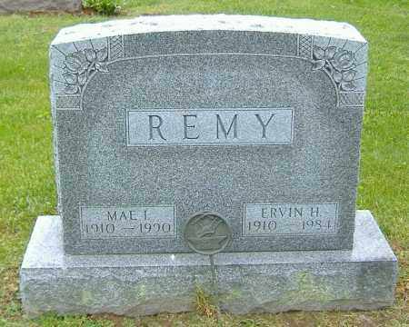 REMY, MAE IDELLA - Richland County, Ohio | MAE IDELLA REMY - Ohio Gravestone Photos
