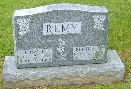 WOODRUFF REMY, BERTHA O. - Richland County, Ohio | BERTHA O. WOODRUFF REMY - Ohio Gravestone Photos