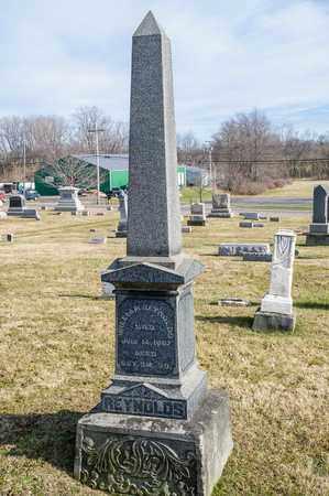 REYNOLDS, EDITH - Richland County, Ohio | EDITH REYNOLDS - Ohio Gravestone Photos