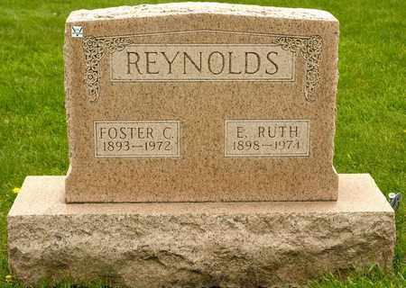 REYNOLDS, FOSTER C - Richland County, Ohio | FOSTER C REYNOLDS - Ohio Gravestone Photos