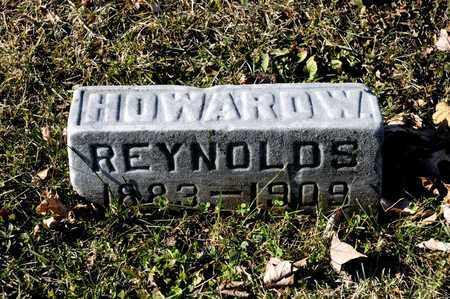 REYNOLDS, HOWARD W - Richland County, Ohio | HOWARD W REYNOLDS - Ohio Gravestone Photos