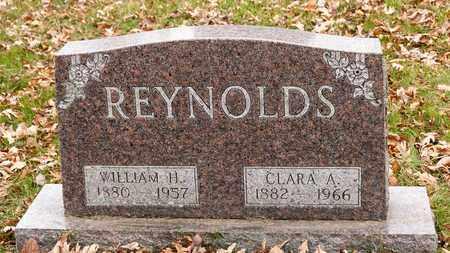 REYNOLDS, CLARA A - Richland County, Ohio | CLARA A REYNOLDS - Ohio Gravestone Photos