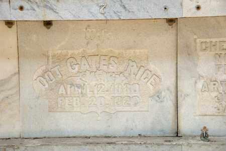 GATES RICE, DOT - Richland County, Ohio   DOT GATES RICE - Ohio Gravestone Photos