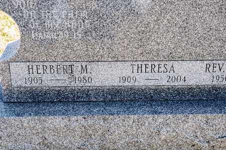 RICHEY, HERBERT M - Richland County, Ohio | HERBERT M RICHEY - Ohio Gravestone Photos