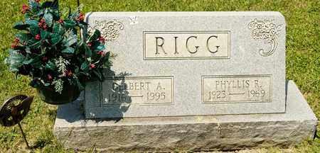 RIGG, PHYLLIS R - Richland County, Ohio   PHYLLIS R RIGG - Ohio Gravestone Photos