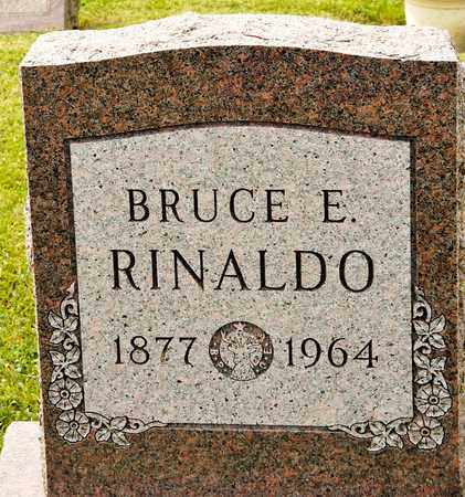 RINALDO, BRUCE E - Richland County, Ohio   BRUCE E RINALDO - Ohio Gravestone Photos