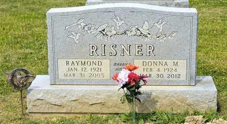 RISNER, RAYMOND - Richland County, Ohio   RAYMOND RISNER - Ohio Gravestone Photos