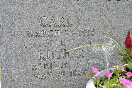 ROBINSON, CARL L - Richland County, Ohio | CARL L ROBINSON - Ohio Gravestone Photos