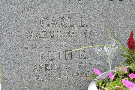 ROBINSON, RUTH R - Richland County, Ohio | RUTH R ROBINSON - Ohio Gravestone Photos