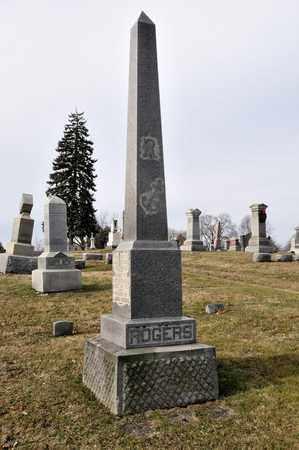 ROGERS, SARAH A - Richland County, Ohio | SARAH A ROGERS - Ohio Gravestone Photos