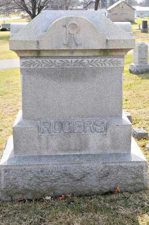 ROGERS, RHODA - Richland County, Ohio | RHODA ROGERS - Ohio Gravestone Photos