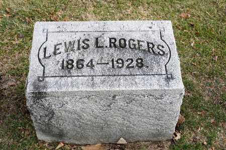 ROGERS, LEWIS L - Richland County, Ohio | LEWIS L ROGERS - Ohio Gravestone Photos