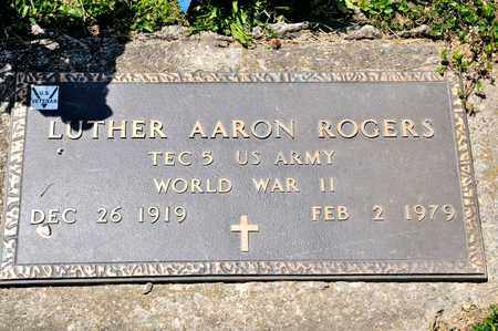 ROGERS, LUTHER AARON - Richland County, Ohio | LUTHER AARON ROGERS - Ohio Gravestone Photos