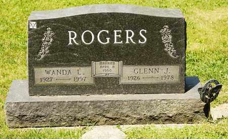 ROGERS, WANDA L - Richland County, Ohio | WANDA L ROGERS - Ohio Gravestone Photos