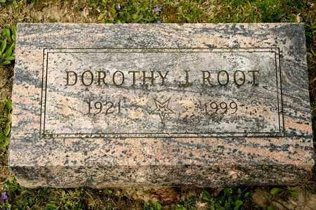 ROOT, DOROTHY J - Richland County, Ohio | DOROTHY J ROOT - Ohio Gravestone Photos