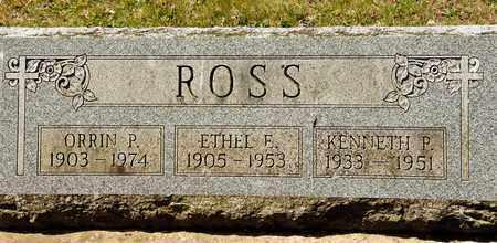 ROSS, ORRIN P - Richland County, Ohio | ORRIN P ROSS - Ohio Gravestone Photos