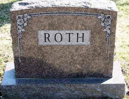 ROTH, AMELIA B - Richland County, Ohio | AMELIA B ROTH - Ohio Gravestone Photos