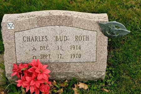 ROTH, CHARLES - Richland County, Ohio | CHARLES ROTH - Ohio Gravestone Photos