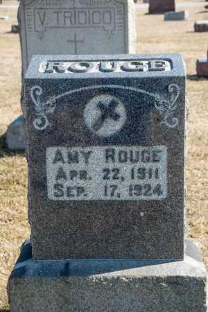 ROUGE, AMY - Richland County, Ohio | AMY ROUGE - Ohio Gravestone Photos