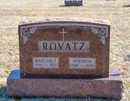 ROVATZ, RAYMOND - Richland County, Ohio | RAYMOND ROVATZ - Ohio Gravestone Photos
