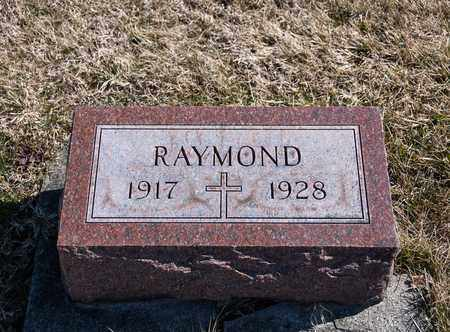 ROVATZ, RAYMOND - Richland County, Ohio | RAYMOND ROVATZ - Ohio Gravestone Photos