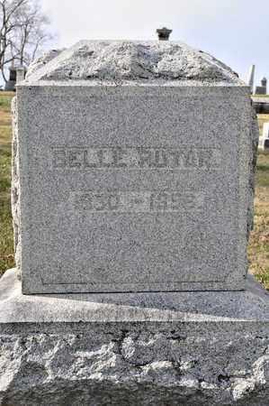 RUTAR, BELLE - Richland County, Ohio | BELLE RUTAR - Ohio Gravestone Photos