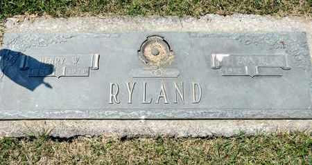 RYLAND, HENRY W - Richland County, Ohio | HENRY W RYLAND - Ohio Gravestone Photos